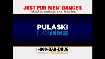 Pulaski & Middleman TV Spot, 'Just For Men Hair Color Alert' - Thumbnail 1