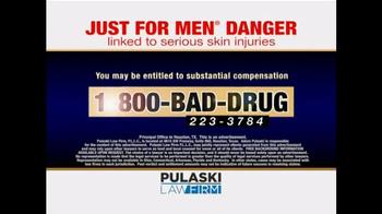 Pulaski & Middleman TV Spot, 'Just For Men Hair Color Alert' - Thumbnail 9