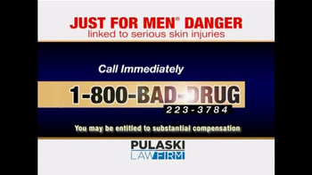 Pulaski & Middleman TV Spot, 'Just For Men Hair Color Alert' - Thumbnail 6