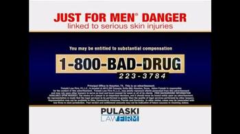 Pulaski & Middleman TV Spot, 'Just For Men Hair Color Alert' - Thumbnail 8