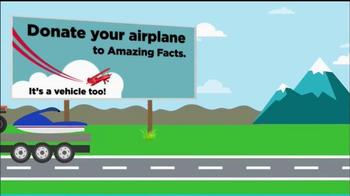 Amazing Facts, Inc. TV Spot, 'Donate Your Car' - Thumbnail 5