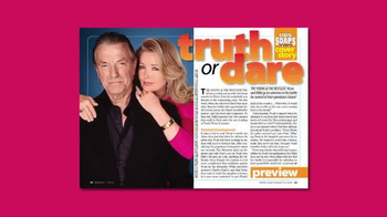 CBS Soaps in Depth TV Spot, 'Trouble for Victor and Nikki' - Thumbnail 8