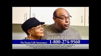 Final Expense Life Insurance TV Spot, 'Guaranteed Coverage'