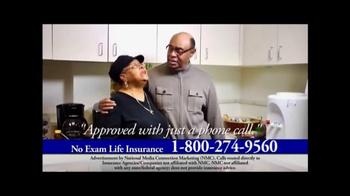 Final Expense Life Insurance TV Spot, 'Guaranteed Coverage' - Thumbnail 3