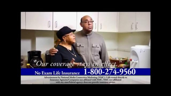 Final Expense Life Insurance TV Spot, 'Guaranteed Coverage' - Thumbnail 6
