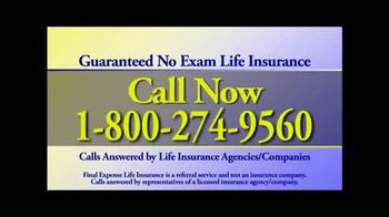 Final Expense Life Insurance TV Spot, 'Guaranteed Coverage' - Thumbnail 7