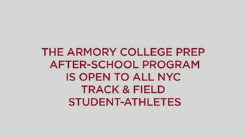 The Armory Foundation TV Spot, 'College Prep After-School Program' - Thumbnail 2