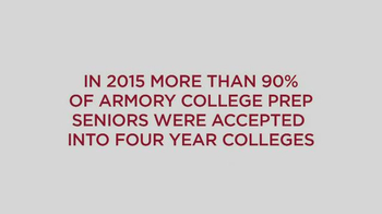 The Armory Foundation TV Spot, 'College Prep After-School Program' - Thumbnail 3