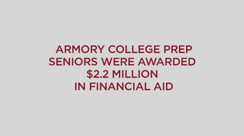 The Armory Foundation TV Spot, 'College Prep After-School Program' - Thumbnail 5