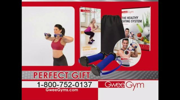 Gwee Gym TV Spot, 'Low Impact, Constant Resistance Exercise Bands' - Thumbnail 10