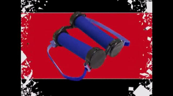 Gwee Gym TV Spot, 'Low Impact, Constant Resistance Exercise Bands' - Thumbnail 4