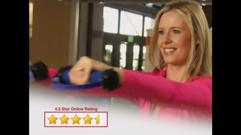 Gwee Gym TV Spot, 'Low Impact, Constant Resistance Exercise Bands' - Thumbnail 5