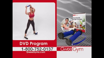 Gwee Gym TV Spot, 'Low Impact, Constant Resistance Exercise Bands' - Thumbnail 7