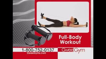 Gwee Gym TV Spot, 'Low Impact, Constant Resistance Exercise Bands' - Thumbnail 9