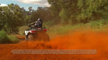 Arctic Cat Alterra TV Spot, 'You vs. All-Terrains' - Thumbnail 2