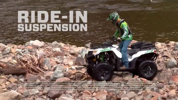 Arctic Cat Alterra TV Spot, 'You vs. All-Terrains' - Thumbnail 5