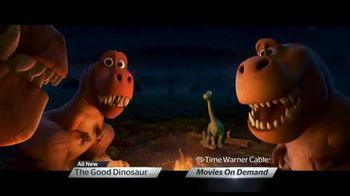 Time Warner Cable On Demand TV Spot, 'The Good Dinosaur'