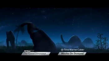 Time Warner Cable On Demand TV Spot, 'The Good Dinosaur' - Thumbnail 2