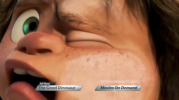 Time Warner Cable On Demand TV Spot, 'The Good Dinosaur' - Thumbnail 3