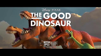 Time Warner Cable On Demand TV Spot, 'The Good Dinosaur' - Thumbnail 5