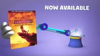 The Lion Guard: Return of the Roar TV Spot, 'Disney Junior' - Thumbnail 9