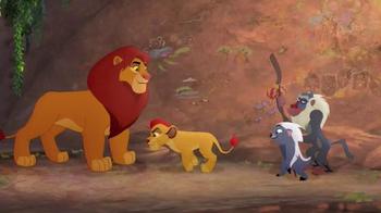 The Lion Guard: Return of the Roar TV Spot, 'Disney Junior' - Thumbnail 2