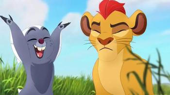 The Lion Guard: Return of the Roar TV Spot, 'Disney Junior' - Thumbnail 3