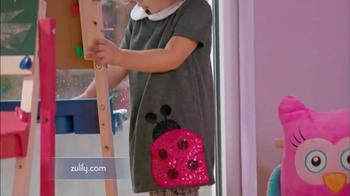Zulily TV Spot, 'Jayme's Little Surprise' - Thumbnail 4