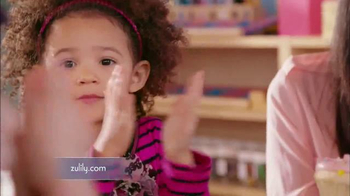 Zulily TV Spot, 'Jayme's Little Surprise' - Thumbnail 7