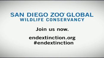 San Diego Zoo Global Wildlife Conservancy TV Spot, 'Take the Pledge' - Thumbnail 7