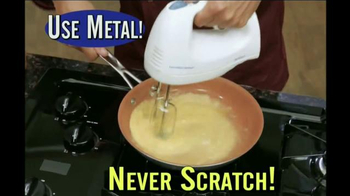 Gotham Steel Pan TV Spot, 'Non-Stick Cookware' Featuring Daniel Green - Thumbnail 3