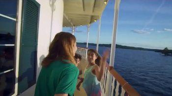 Missouri Division of Tourism TV Spot, 'Explore Outdoor Adventure' - Thumbnail 7