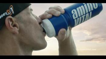 Amino Vital TV Spot, 'Plant-Based Nutritional For Optimum Performance'