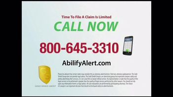 Gold Shield Group TV Spot, 'Abilify Alert' - Thumbnail 6