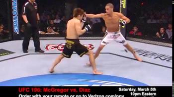 Fios by Verizon Pay-Per-View TV Spot, 'UFC 196: McGregor vs. Diaz' - Thumbnail 3
