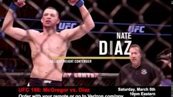 Fios by Verizon Pay-Per-View TV Spot, 'UFC 196: McGregor vs. Diaz' - Thumbnail 4