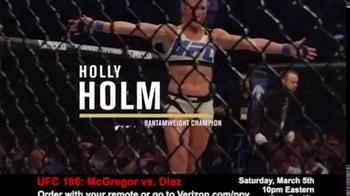 Fios by Verizon Pay-Per-View TV Spot, 'UFC 196: McGregor vs. Diaz' - Thumbnail 5