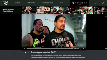 WWE.com TV Spot, 'Check It Out'