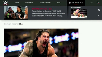 WWE.com TV Spot, 'Check It Out' - Thumbnail 5