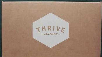 Thrive Market TV Spot, 'Organic Groceries' - Thumbnail 2