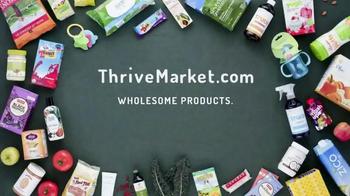 Thrive Market TV Spot, 'Organic Groceries' - Thumbnail 9