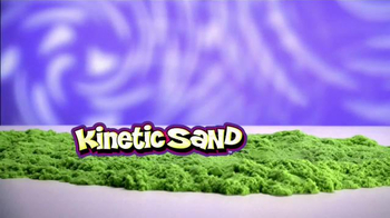Kinetic Sand Build TV Spot, 'A Whole New Way to Play' - Thumbnail 1