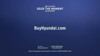 Hyundai Seize the Moment Sales Event TV Spot, 'Your Moment' - Thumbnail 7
