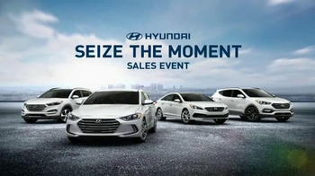 Hyundai Seize the Moment Sales Event TV Spot, 'Your Moment' - Thumbnail 5
