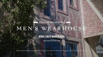 Men's Wearhouse Winter Clearance TV Spot, 'Winter's Over' - Thumbnail 8