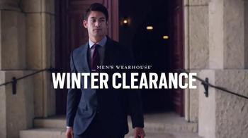 Men's Wearhouse Winter Clearance TV Spot, 'Winter's Over' - Thumbnail 2