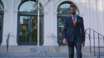 Men's Wearhouse Winter Clearance TV Spot, 'Winter's Over' - Thumbnail 3