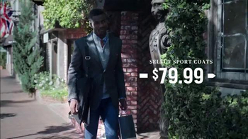 Men's Wearhouse Winter Clearance TV Spot, 'Winter's Over' - Thumbnail 6