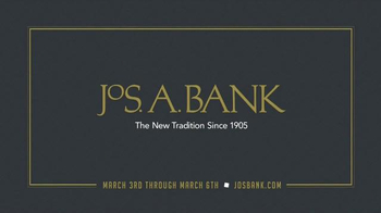 JoS. A. Bank Last Call Clearance Event TV Spot, 'Suits, Sweaters and More' - Thumbnail 7
