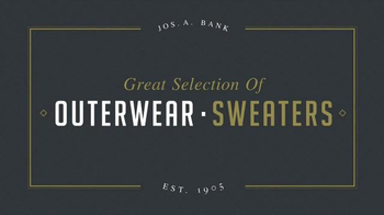 JoS. A. Bank Last Call Clearance Event TV Spot, 'Suits, Sweaters and More' - Thumbnail 5
